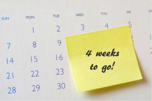 4 weeks remaining swop2shop s blog